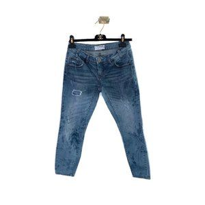 One Teaspoon Freebirds II Low Waist Skinny Jean
